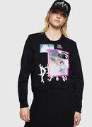 F-LYANYDY-B, Black - Sweatshirts