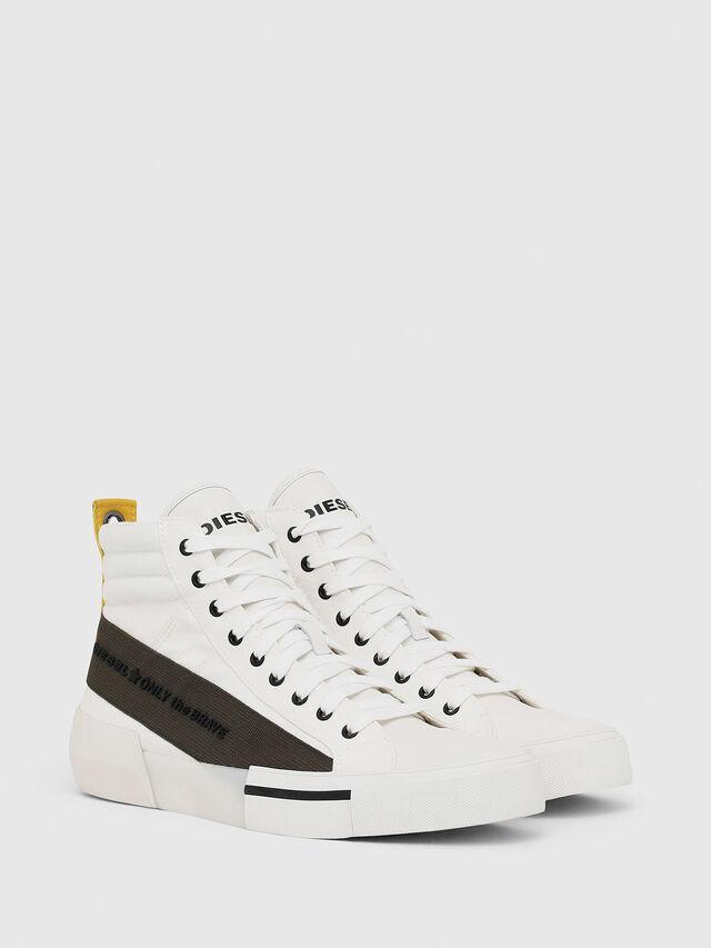 Diesel - S-DESE MC, White/Black - Sneakers - Image 2