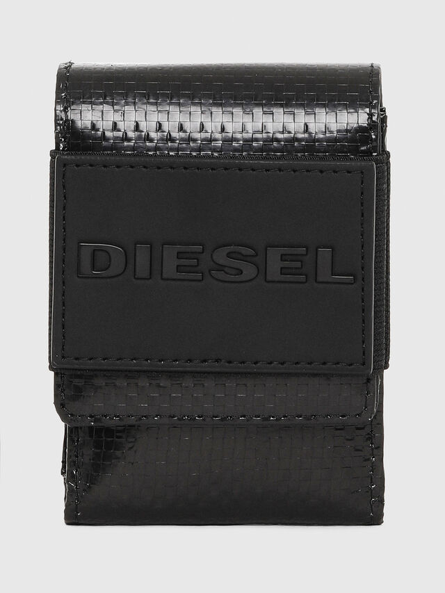 Diesel - LOSSO, Black - Small Wallets - Image 1