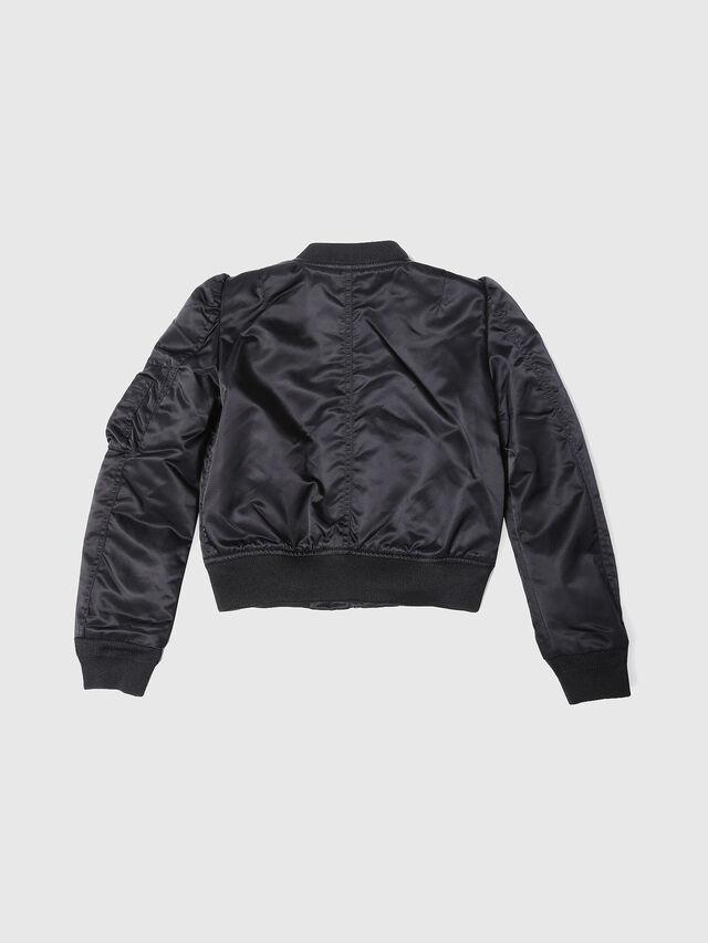 Diesel - JARIANNA, Black - Jackets - Image 2