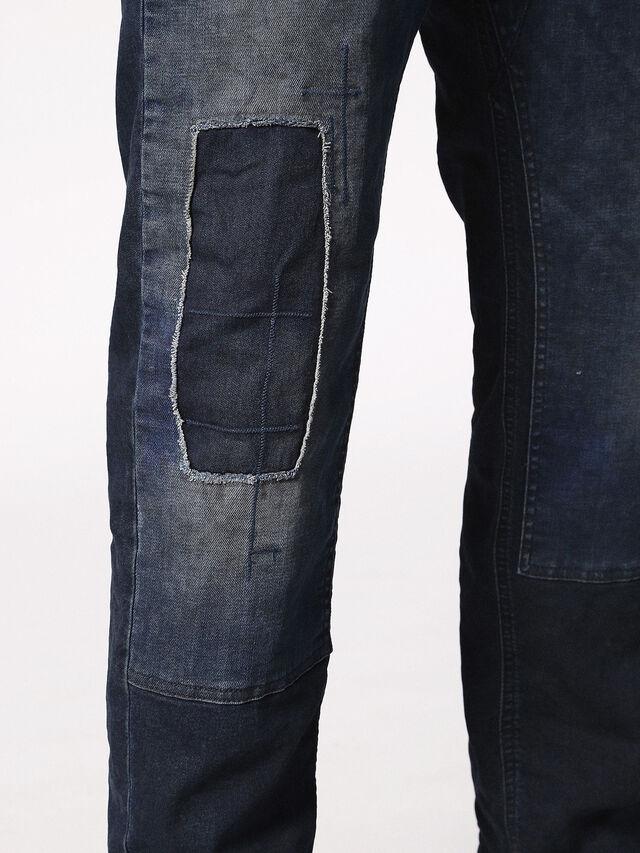 Diesel - Narrot JoggJeans 0685M, Dark Blue - Jeans - Image 8