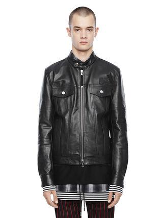 LANPATCH,  - Leather jackets