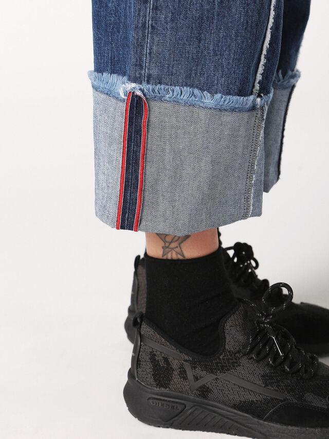 Diesel - Widee 084TE, Blue Jeans - Jeans - Image 8