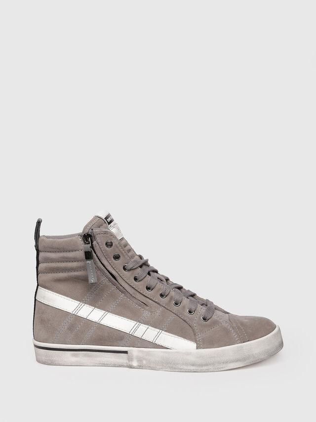 Diesel - D-VELOWS MID LACE, Grey - Sneakers - Image 1