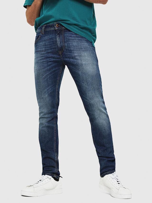 Diesel - Thommer C89AR, Dark Blue - Jeans - Image 1