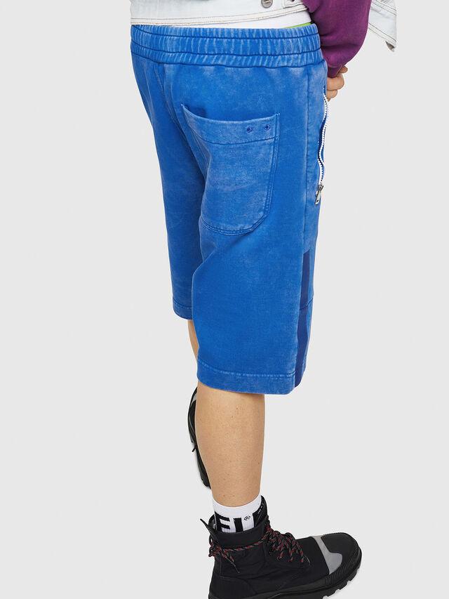 Diesel - P-BIRX, Blue - Shorts - Image 2