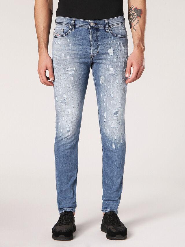 Diesel - Tepphar 084QS, Light Blue - Jeans - Image 1