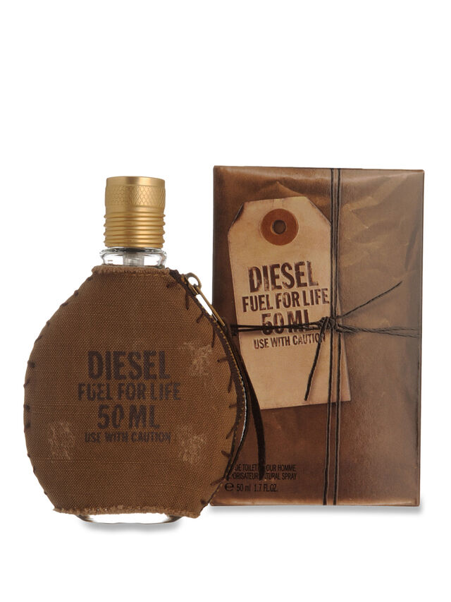 Diesel - FUEL FOR LIFE MAN 50ML, Generic - Fragrances - Image 3