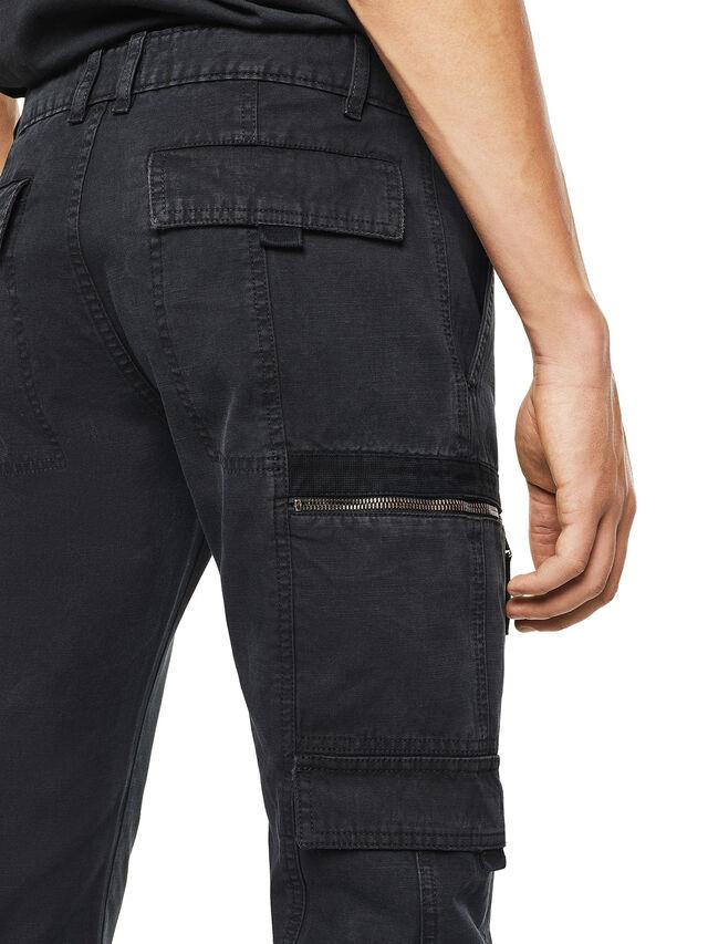 Diesel - PITARGO, Black - Pants - Image 5