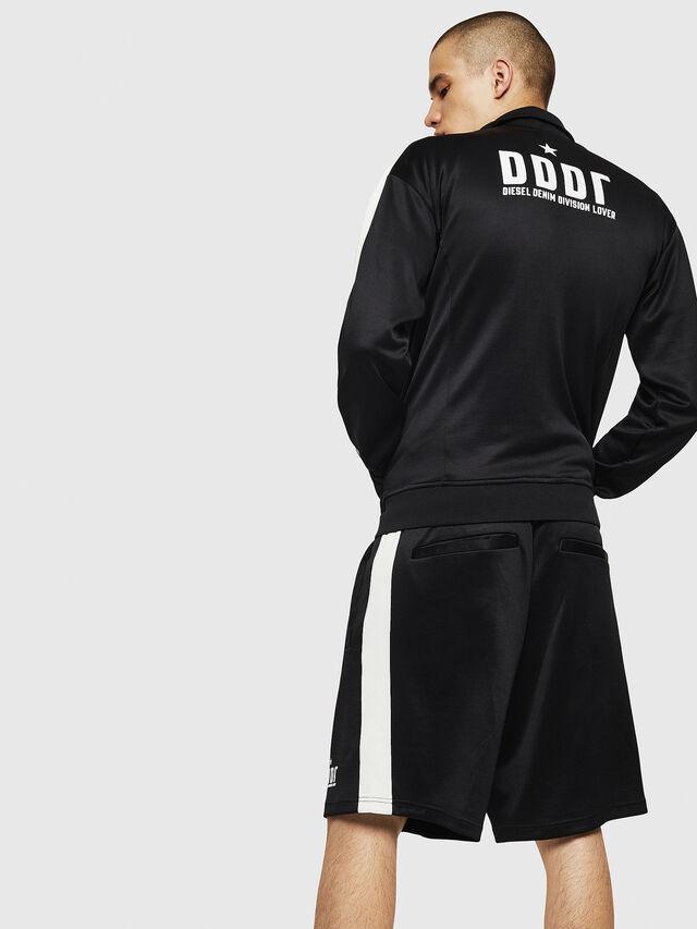 Diesel - P-MIKHAIL, Black - Shorts - Image 3
