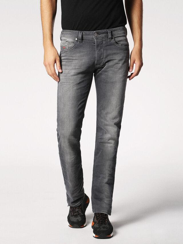 Diesel - LARKEE 084JK, Grey jeans - Jeans - Image 2