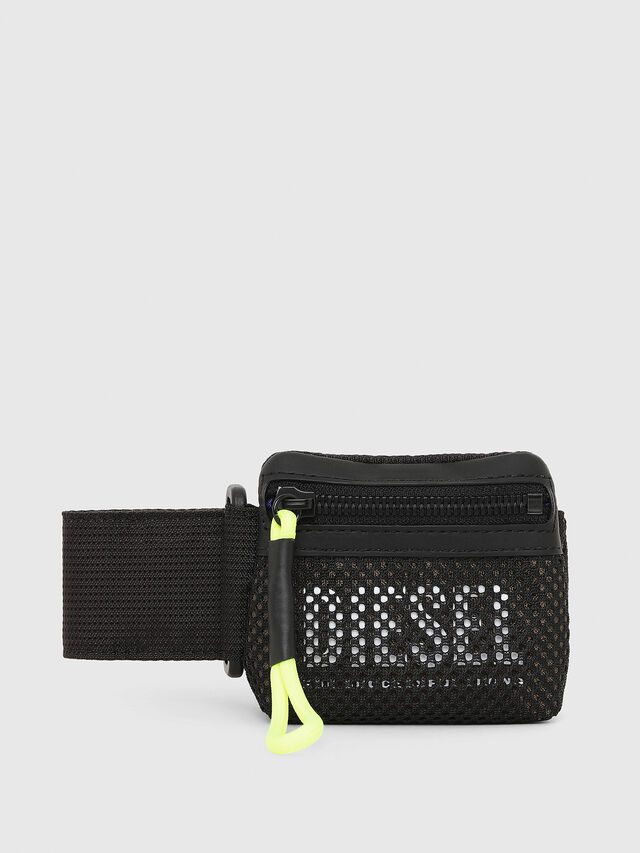 Diesel - LOSSOTTO, Black - Small Wallets - Image 1