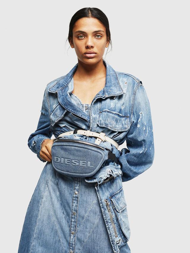 Diesel - ADRIA, Blue Jeans - Belt bags - Image 6