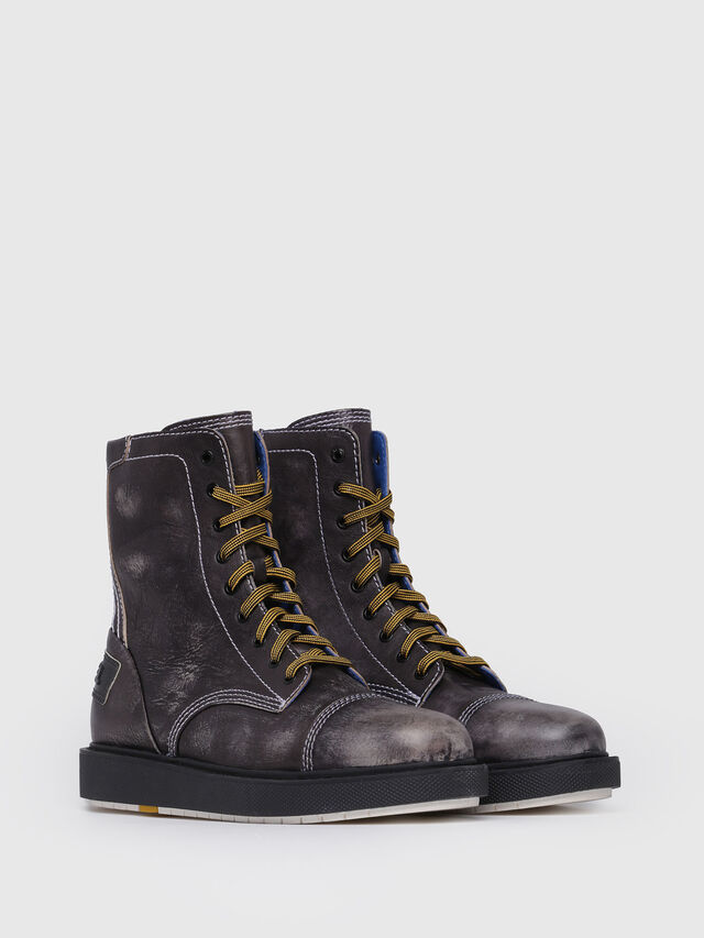 Diesel - D-CAGE DBB, Anthracite - Boots - Image 2