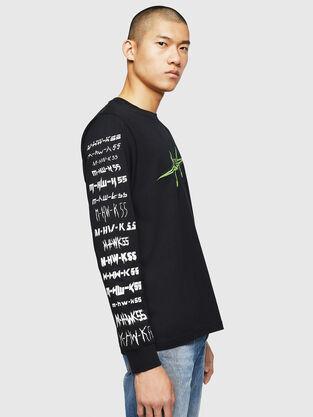 29d57b1c Mens T-shirts: logo, graphics | Diesel Online Store