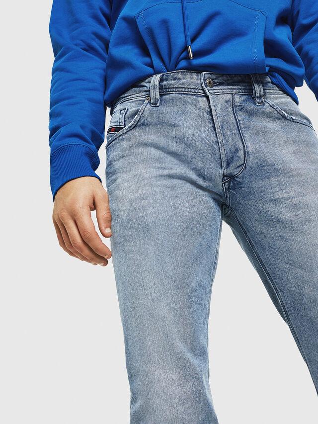 Diesel - Larkee C81AL, Light Blue - Jeans - Image 3