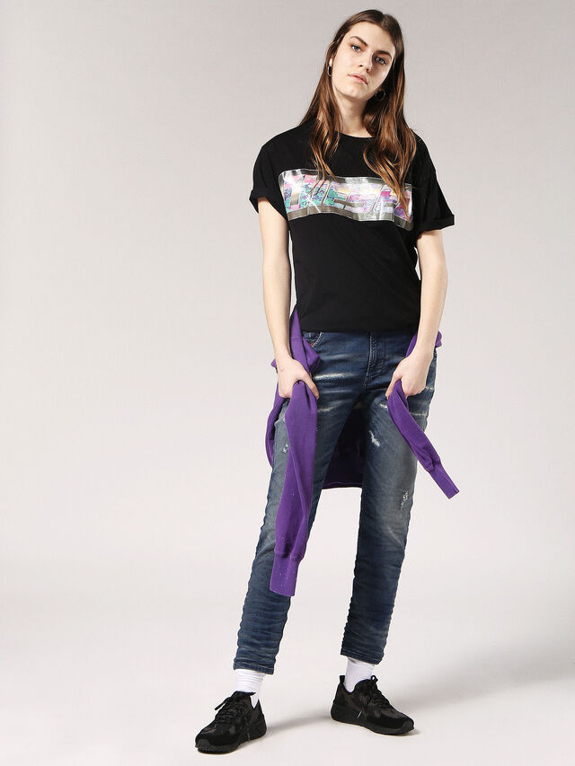 Diesel - Krailey JoggJeans 069CB, Dark Blue - Jeans - Image 5