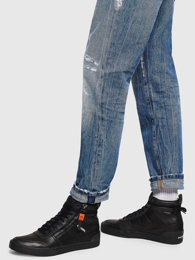 Diesel - S-DVELOWS, Black - Sneakers - Image 6