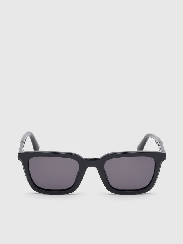 Diesel - DL0282, Black - Sunglasses - Image 1