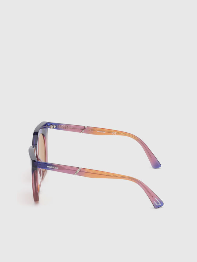 Diesel - DL0283, Violet - Eyewear - Image 3