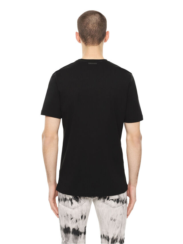 Diesel - TY-WRENCH, Black - T-Shirts - Image 2