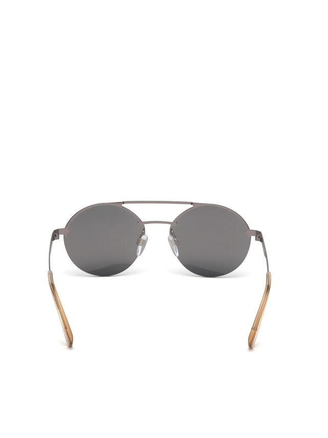 Diesel - DL0275, Silver - Eyewear - Image 5