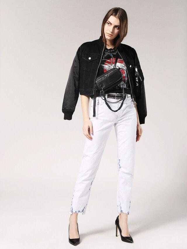 Diesel - Neekhol 003W7, White - Jeans - Image 5