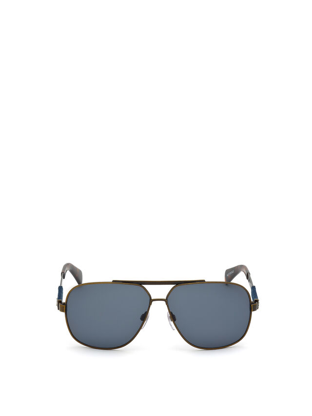 Diesel DL0088, Brown - Eyewear - Image 1