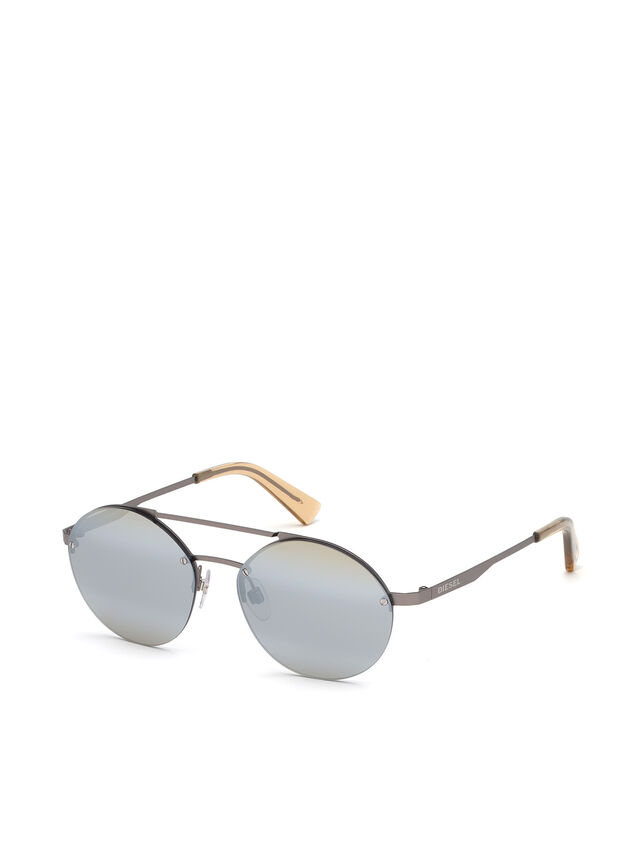 Diesel - DL0275, Silver - Sunglasses - Image 2