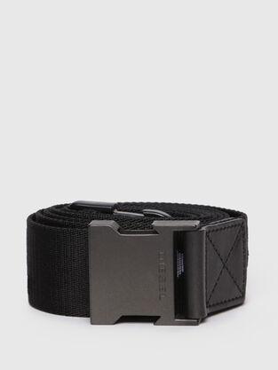 86b9c35eea9f Mens Belts: leather, denim | Diesel Online Store