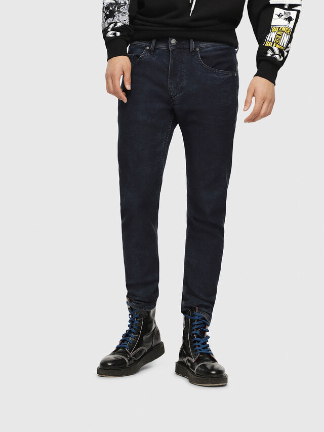 150a56c1 Diesel - Thommer JoggJeans 084ZP, Dark Blue - Jeans - Image 1