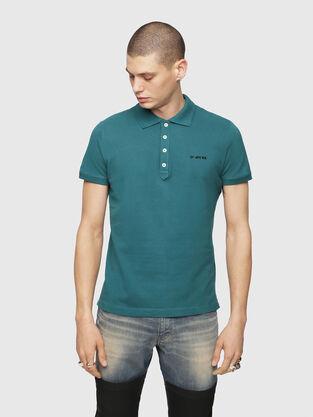 2b83da01 Mens Polos: short, long sleeves | Diesel Online Store