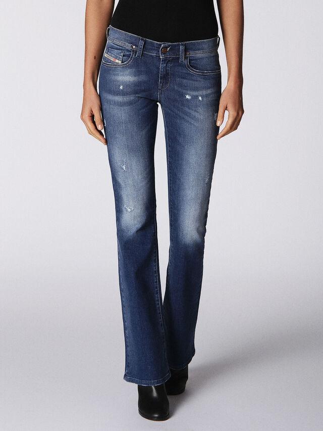 Diesel - LOWLEEH 084KY, Blue jeans - Jeans - Image 2