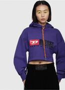 F-DINIE-A, Violet - Sweatshirts