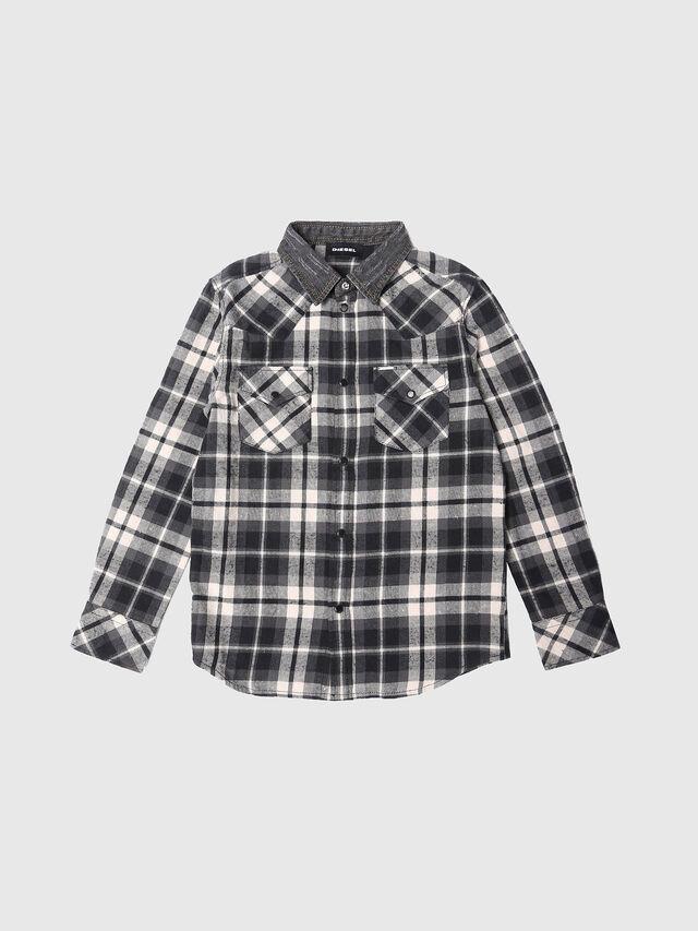 Diesel - COXXY, Black/White - Shirts - Image 1