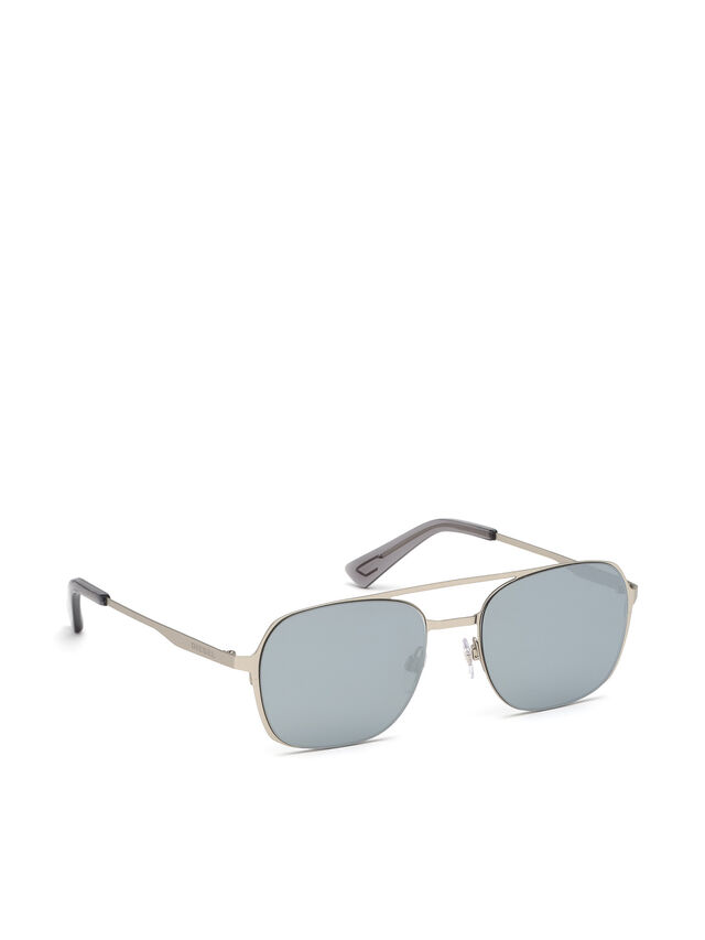 Diesel - DL0274, Grey - Sunglasses - Image 8