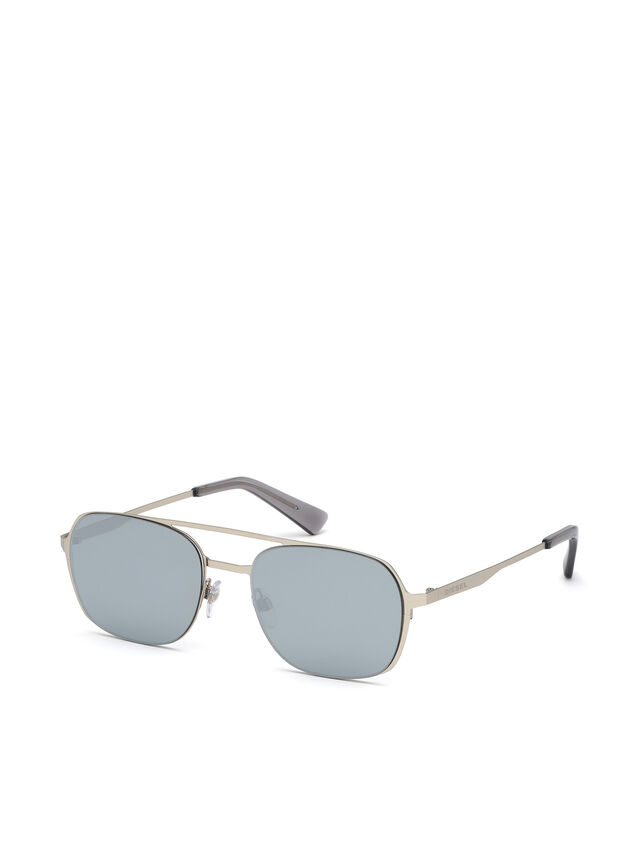 Diesel - DL0274, Grey - Sunglasses - Image 2