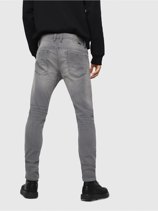 Diesel - Thommer C84HP, Light Grey - Jeans - Image 2