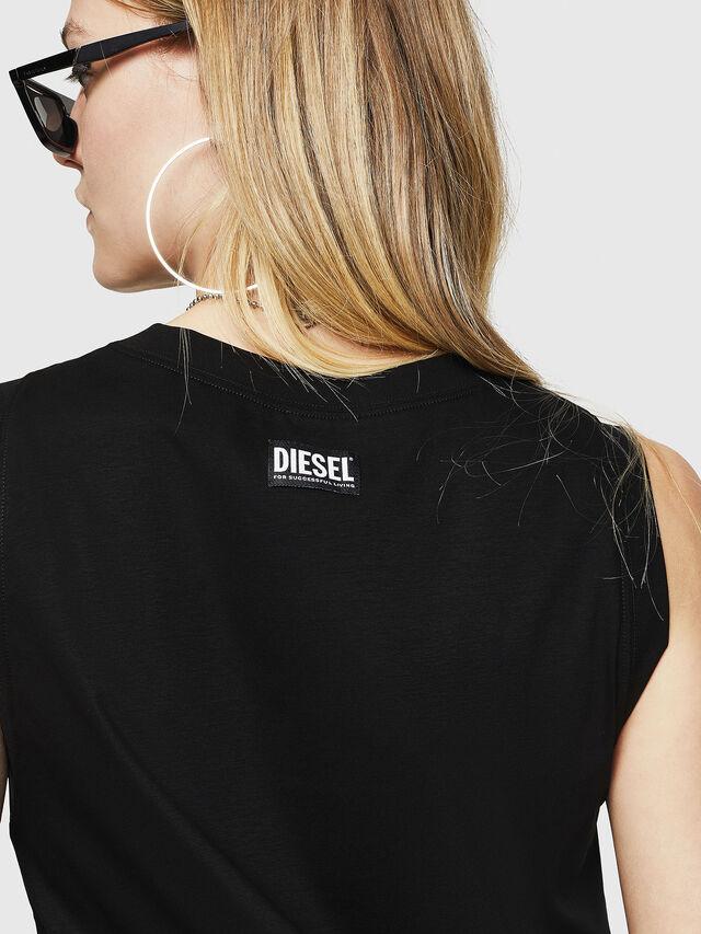 Diesel - T-HEIKASH, Black - Tops - Image 3