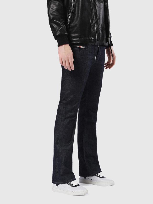 Diesel Zatiny 0088Z, Bleu Foncé - Jeans - Image 1