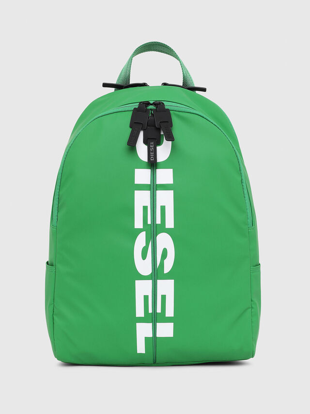 Diesel - BOLD BACK II, Green - Backpacks - Image 1