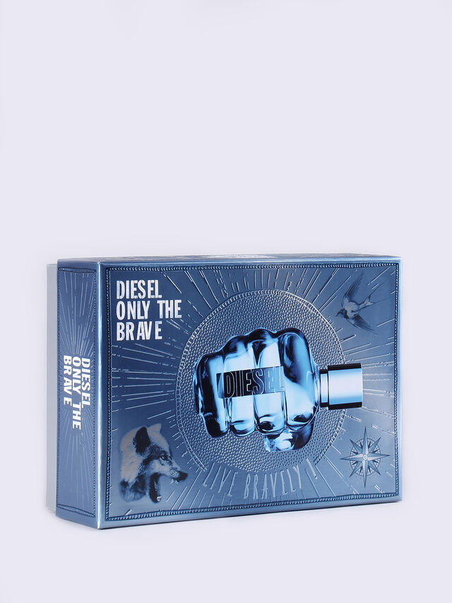 Diesel - ONLY THE BRAVE 35ML GIFT SET, Blue - Only The Brave - Image 2
