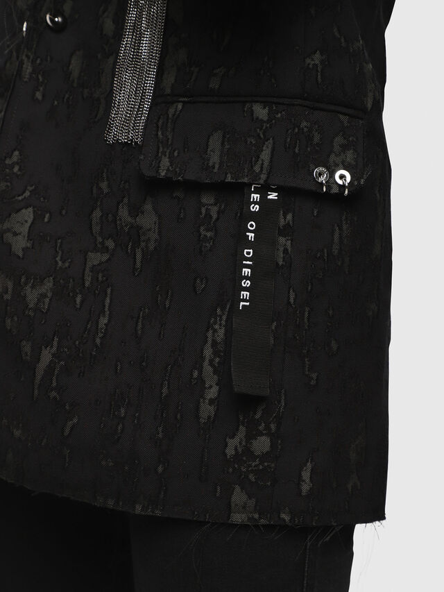 Diesel - G-SEN, Black - Jackets - Image 4