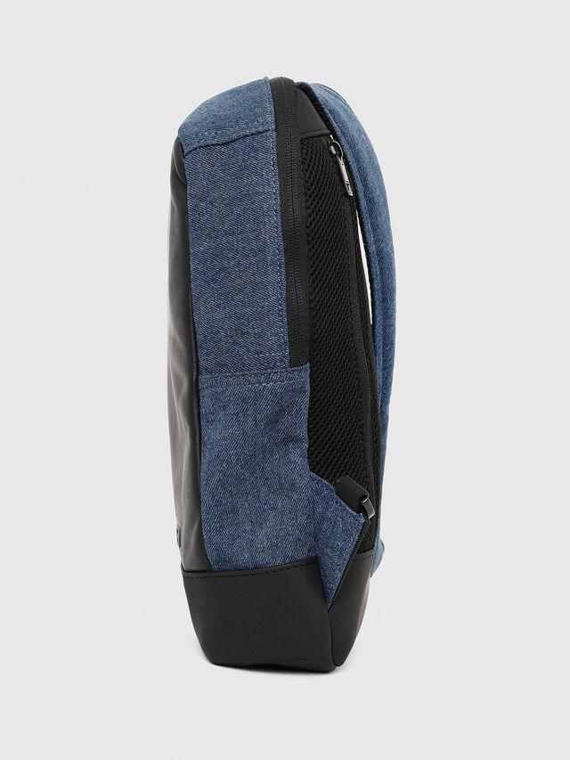 Diesel - F-SUSE MONO, Blue/Black - Backpacks - Image 3
