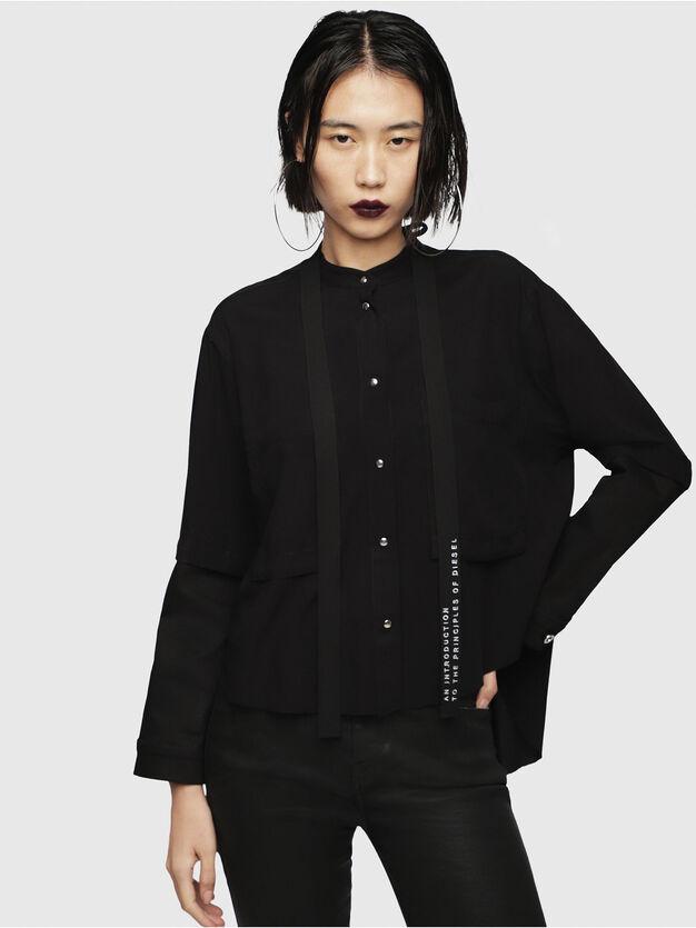 b892b47921 Womens Shirts: cotton, denim   Diesel Online Store