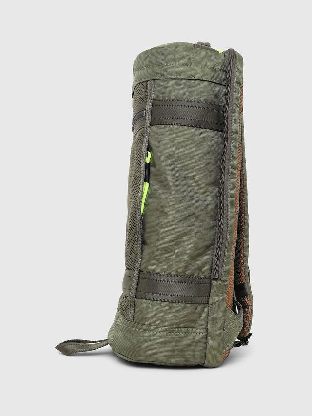Diesel - MALU, Olive Green - Backpacks - Image 2
