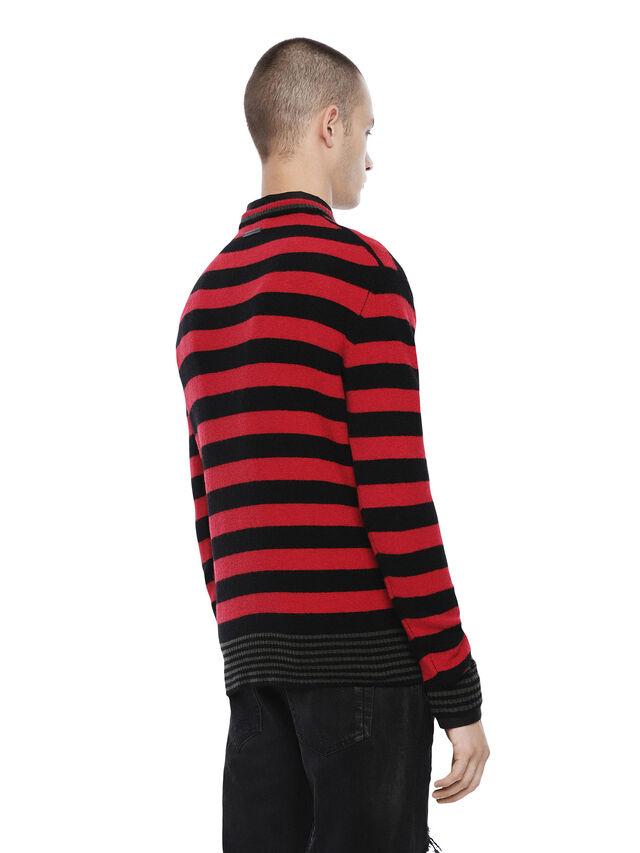 Diesel - KARCE, Red - Sweaters - Image 2