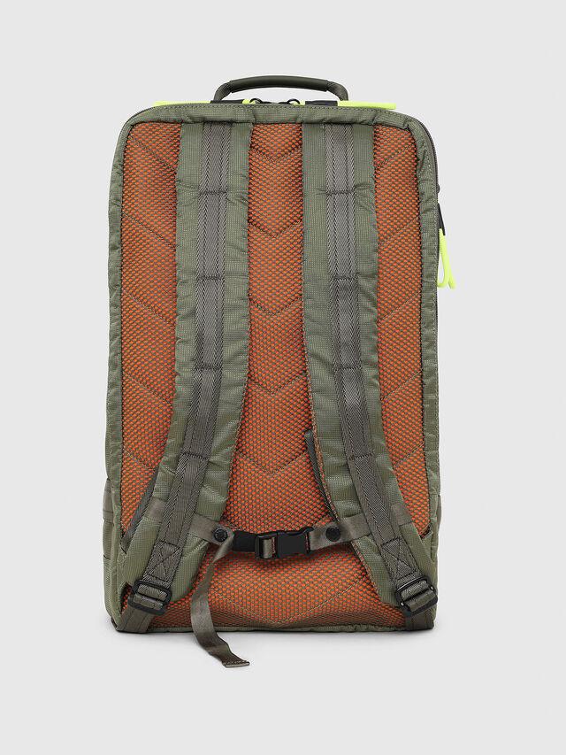 Diesel - MALU, Olive Green - Backpacks - Image 3