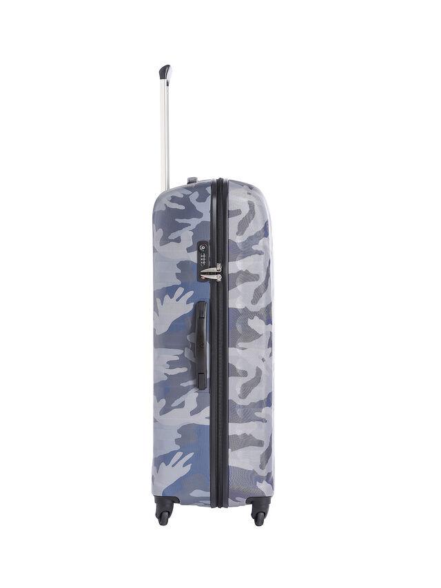 Diesel - MOVE L, Grey/Blue - Luggage - Image 3