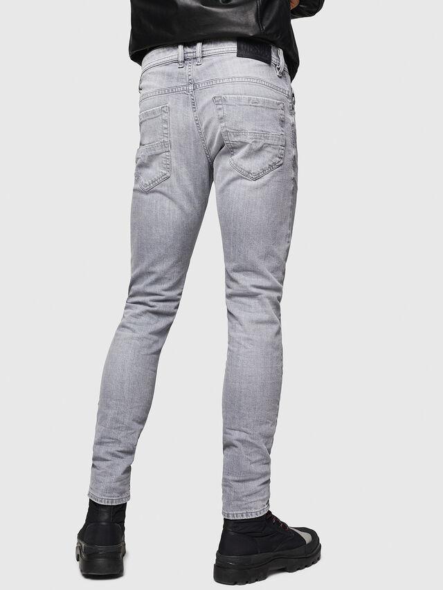 Diesel - Thommer 0890E, Light Grey - Jeans - Image 2